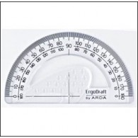 180 degree ERGODRAFT Protractor