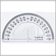 180 degree ERGODRAFT Protractor